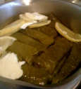 Rolled Grape Leaves