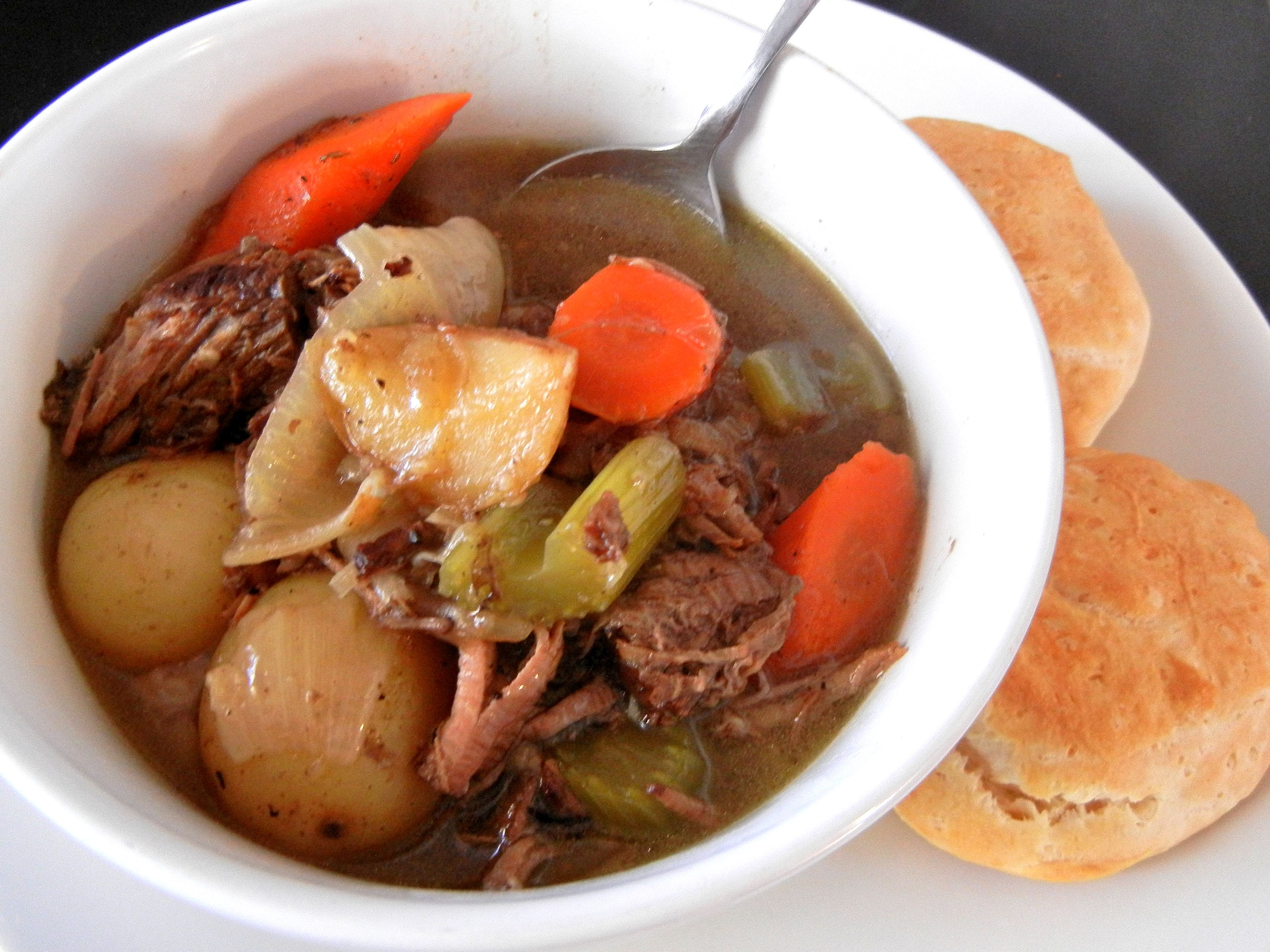 Rich And Hearty Beef Stew