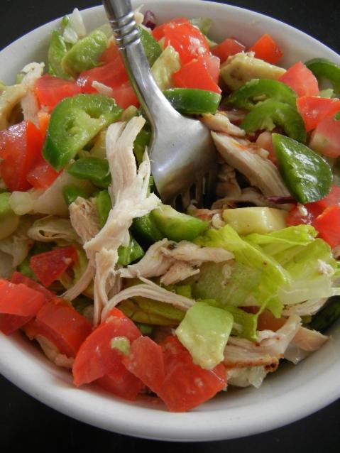 Light n Crisp Summer Salad