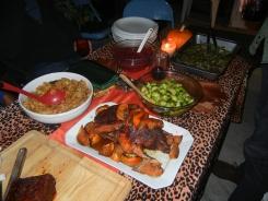 Let us feast!