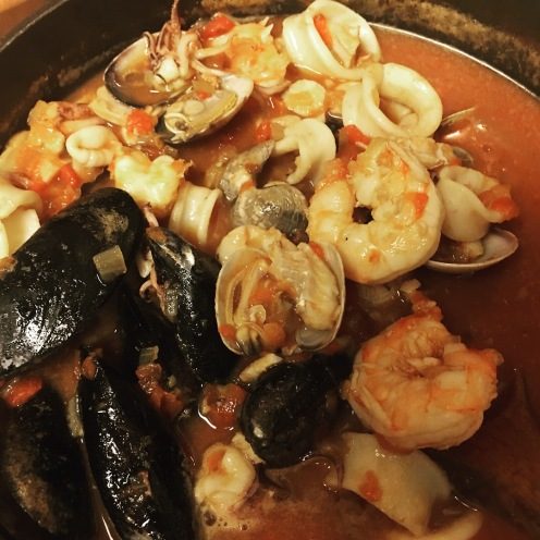 Cioppino Stew