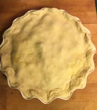 Mushroom Pot Pie