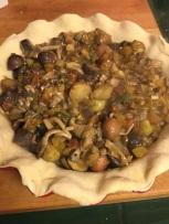 Wild Mushroom Pot Pie